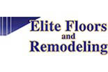 ELITE FLOOR AND REMODELING logo