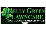 KELLY GREEN  LAWN CARE logo