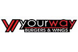 YOUR WAY BURGERS logo