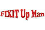 FIXIT UP MAN logo