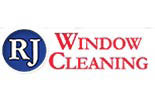 RJ WINDOW CLEANING logo