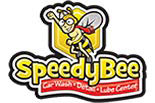 SPEEDY BEE CAR WASH logo