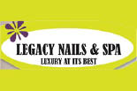 LEGACY NAILS & SPA/BURLESON logo