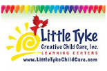 LITTLE TYKE CREATIVE CHILD CARE logo