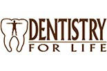 DENTISTRY FOR LIFE logo