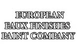 EUROPEAN FAUX FINISHES PAINT CO. logo