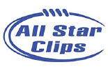 ALL STAR CLIPS logo