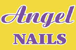 ANGEL NAILS logo