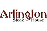ARLINGTON STEAKHOUSE logo