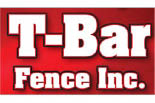 T-BAR FENCE logo