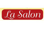LA SALON logo