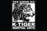 K-TIGER MARTIAL ARTS INC. logo