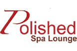 POLISHED SPA LOUNGE logo