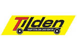 TILDEN CAR CARE logo