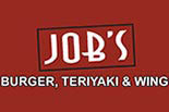 JOBS'S BURGERS, TERIYAKI & WINGS logo