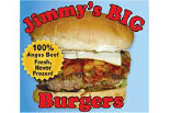 JIMMY'S BIG BURGERS logo
