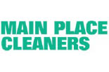 MAIN PLACE CLEANERS logo
