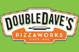 DOUBLE DAVES PIZZA WORKS logo