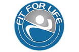 FIT FOR LIFE FITNESS CENTER logo