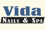 VIDA NAILS & SPA logo