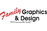 FAMILY GRAPHICS & DESIGN logo