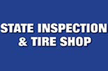 STATE INSPECTION & TIRE SHOP logo