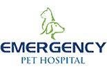 EMERGENCY PET HOSPITAL logo