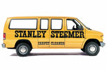 STANLEY STEEMER - ORANGE COUNTY logo