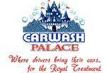 CAR WASH PALACE logo