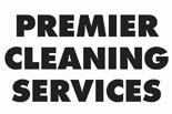 PREMIER CLEANING SERVICES logo