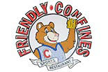 FRIENDLY CONFINES - WATERFORD LAKES logo
