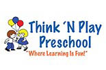 THINK 'N PLAY PRESCHOOL logo