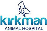 KIRKMAN ANIMAL HOSPITAL logo