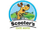 SCOOTER'S CYCLE WORKS logo
