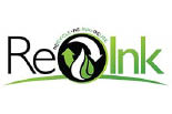 RE-INK INK CARTRIDGES & LASER TONERS REFILLS logo