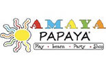 AMAYA PAPAYA - Play Learn Party Shop logo