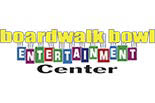 BOARDWALK BOWL ENTERTAINMENT CENTER logo