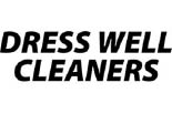 DRESS WELL CLEANERS - HAIWASSEE logo