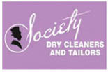 SOCIETY CLEANERS STRONGSVILLE logo