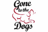 GONE TO THE DOGS logo