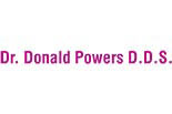 DR. DONALD P. POWERS, DDS logo