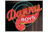 DANNY BOYS PIZZA logo