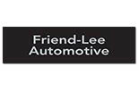 FRIEND-LEE AUTOMOTIVE CO. logo