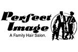 PERFECT IMAGE HAIR SALON logo