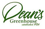 DEAN'S GREENHOUSE logo