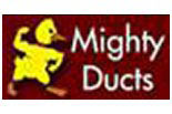 MIGHTY DUCTS logo