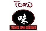 TOMO SUSHI STEAKHOUSE logo