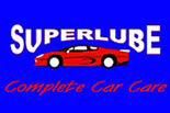 SUPERLUBE COMPLETE CAR CARE logo