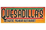 QUESADILLA AUTHENTIC MEXICAN RESTAURANT logo