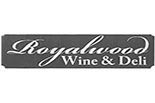 ROYALWOOD WINE & DELI logo